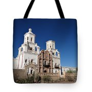 St. Xavier's Mission Tote Bag