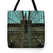 Stable - Brooklyn Bridge Tote Bag