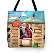 Stable Of Artists Tote Bag