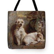 Stablemates Tote Bag