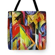 Stables 1913 Tote Bag