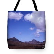 Stac Pollaidh Inverpolly National Nature Reserve Wester Ross Scotland Tote Bag