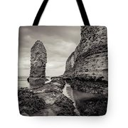 Stack And Chalk Cliff Tote Bag