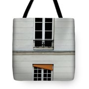 Stacked French Windows Tote Bag