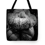 Stacked Pumpkins Tote Bag