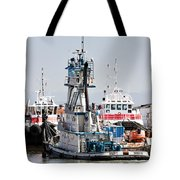 Stacy T Docking Tote Bag