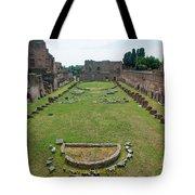 Stadium Of Domitian Tote Bag