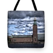 Stadshuset Color II Tote Bag
