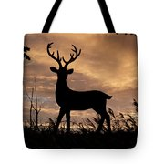 Stag 002 Tote Bag