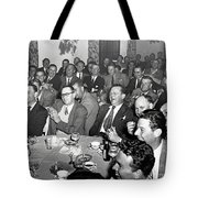 Stag Dinner And Awards Monterey Peninsula Country Club, Pebble Beach 1950 Tote Bag