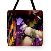 Stage Dancers Tote Bag