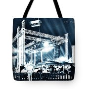 Stage Lights Tote Bag