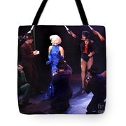 Stage Show Paparazzi Tote Bag