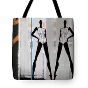 Stage Space Tote Bag