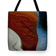 Staged Tote Bag