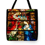 Stained Glass - Cape May Tote Bag