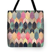 Stained Glass 3 Tote Bag by Elisabeth Fredriksson