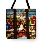Stained Glass Beauty #38 Tote Bag