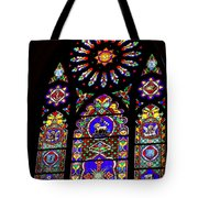 Stained Glass Beauty #46 Tote Bag