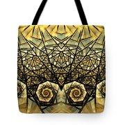 Stained Glass Summer Tote Bag