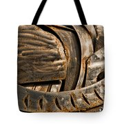 Stainless Abstract IIi Tote Bag