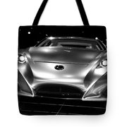 Stainless Smile Tote Bag