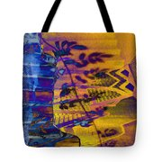 Staircase Of Light And Shadow Tote Bag