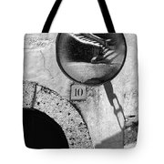 Staircase Reflection Tote Bag
