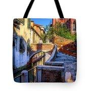 Staircase To Bridge In Venice_dsc1642_03012017 Tote Bag