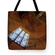 Stairway To Heaven Tote Bag by Enrico Pelos