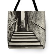 Stairs At Harpers Ferry Tote Bag