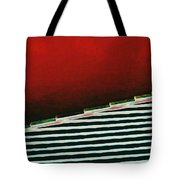 Stairs Of Life Tote Bag