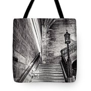 Stairs Of The Past Tote Bag