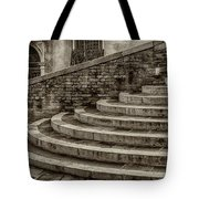 Stairs To Canal Bridge Venice_dsc1637_03012017  Tote Bag