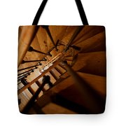 Stairs To Infinity Tote Bag