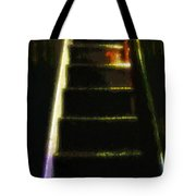 Stairs To The Madwoman's Attic Tote Bag