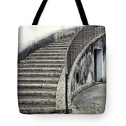 Stairs To Underground Tote Bag