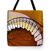Stairway In Cabo Tote Bag