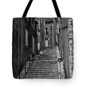 Stairway In France Tote Bag