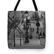 Stairway On Montmartre Tote Bag