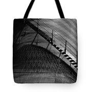 Stairway Shadow Tote Bag