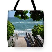 Stairway To Haven Tote Bag