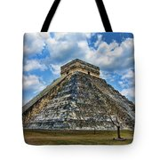 Stairway To Infinity Tote Bag