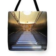 Stairway To Knowledge Tote Bag