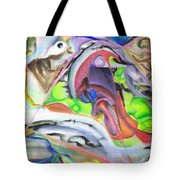 Stairway To Never Tote Bag