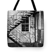 Stairway To Nowhere Tote Bag