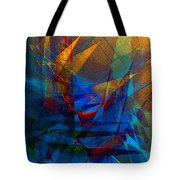 Stairway Upon Grail Passeges Tote Bag