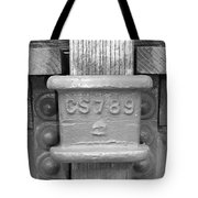 Stake Pocket Tote Bag