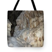 Stalactite Formations Tote Bag