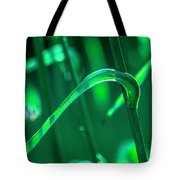 Stalks And Leaves Tote Bag